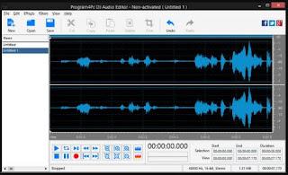 برنامج, متطور, لتعديل, وتحرير, ملفات, الصوت, وعمل, المؤثرات, الصوتية, DJ ,Audio ,Editor