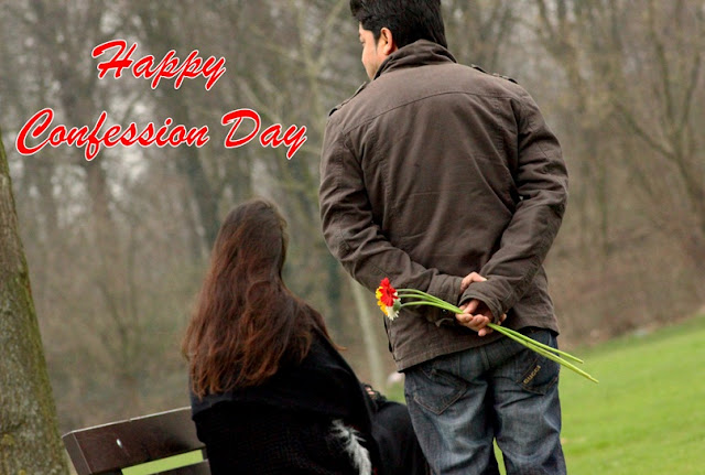 Anti-Valentine Confession Day SMS