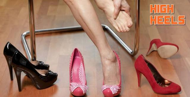Olahraga yang Cocok Untuk Wanita Pemakai High Heels