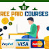 FREE PAID COURSES TO START MAKING MONEY ONLINE !