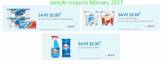 free Glade coupons for february 2017