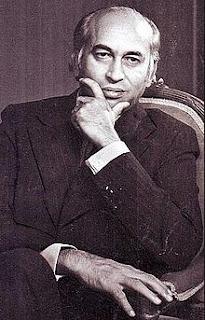 ZA Bhutto