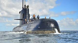 Kampf-U-Boot mit 44 Insassen vor Argentinien vermisst