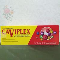 CAVIPLEX TAB