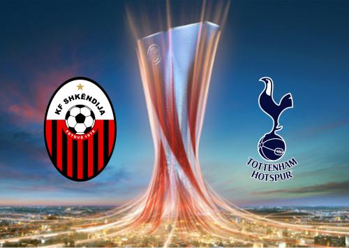 Shkendija vs Tottenham Hotspur -Highlights 24 September 2020