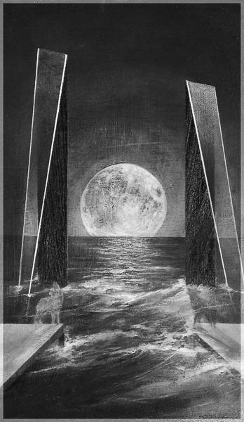 The-Moon-The-Frountain-Tarot-Mother-Tarot