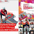PRURide Indonesia 2020 Virtual Ride, Gowes Virtual Bantu APD Nakes
