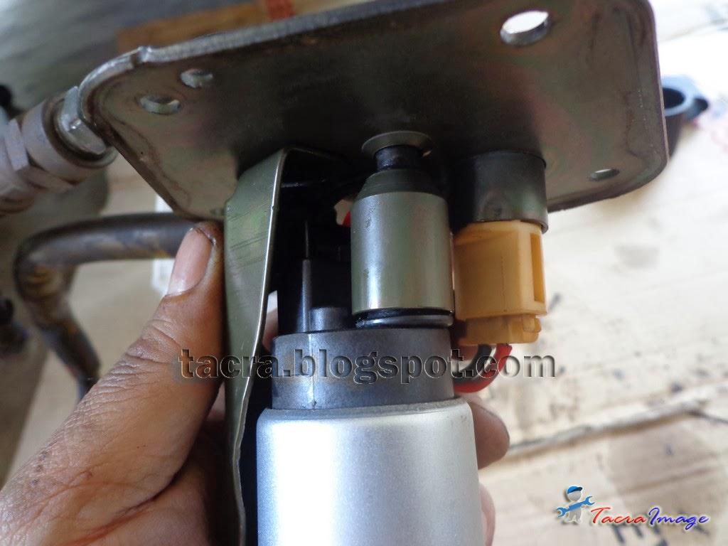 tacra's diy garage: Walbro In Tank Fuel Pump