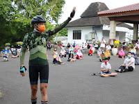 Ganjar Kejutkan Pasien Covid-19 di Rumah Dinas Walikota Semarang