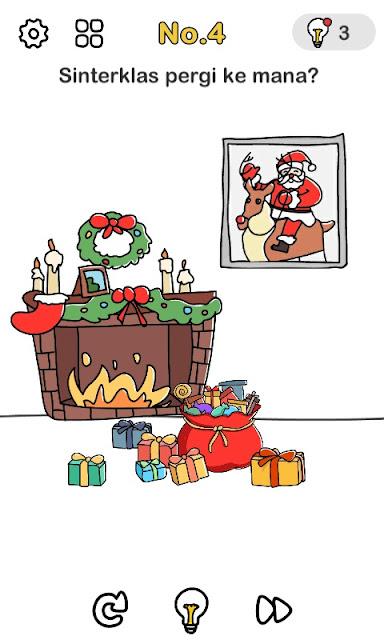 Sinterklas pergi ke mana?