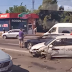 У результаті масштабного ДТП на Харківському шосе є постраждалі