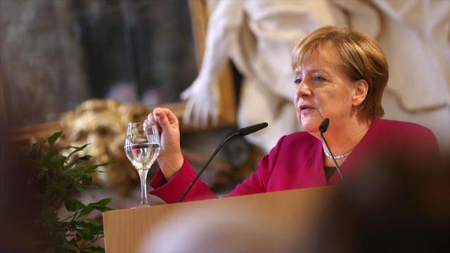 "Merkel advierte a Trump sobre intento de ""destruir"" la ONU"