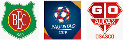 Barretos 1 x 1  Osasco Audax, empate sem muita emoção e 2 pontos perdidos em casa no pior jogo do BEC no campeonato da A3 2019