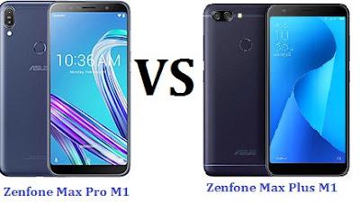 Harga Dan Spesifikasi Asus Zenfone Max Pro M1, Apa  Bedanya Dengan Zenfone Max Plus M1?
