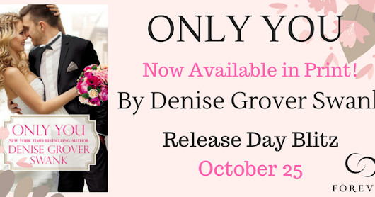 Excerpt: Only You by Denise Grover Swank + Giveaway