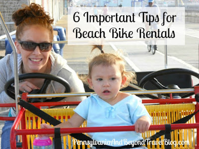 6 Important Tips for Beach Bike Rentals While on Vacation