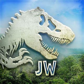 لعبة حديقة الديناصورات جوراسيك وورلد مهكرة جاهزة مجانا، التهكير تسوق مجاني + VIP