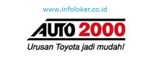 Lowongan Kerja Terbaru PT. Astra International - Toyota Sales Operation Juli Tahun 2021