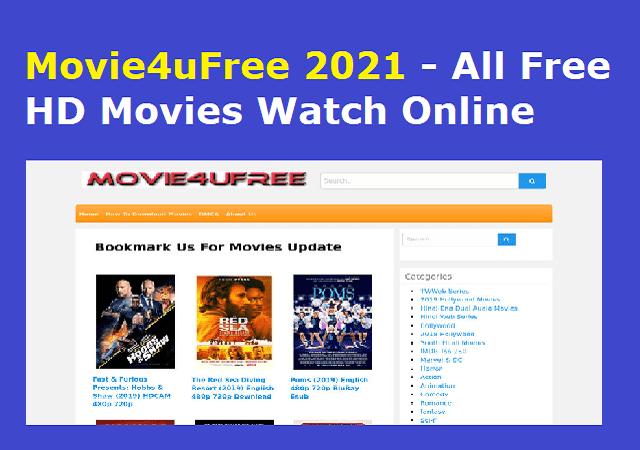 Movie4uFree 2021