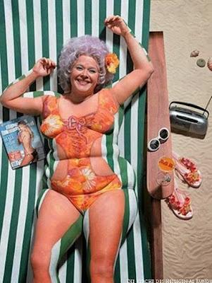 Tipp schlank am Strand im Sommer lustige Bilder zum lachen