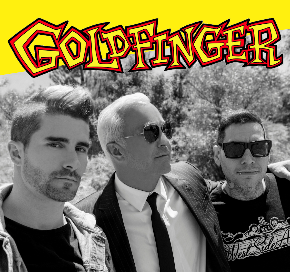 melodic punk style  goldfinger publish quarantine video