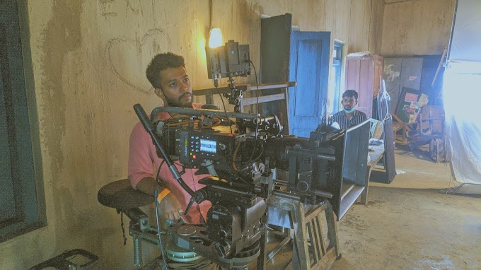 Shubham Tiwari - Every Day Is A New Way To Learn From Your Life (Cinematographer, Filmmaker)