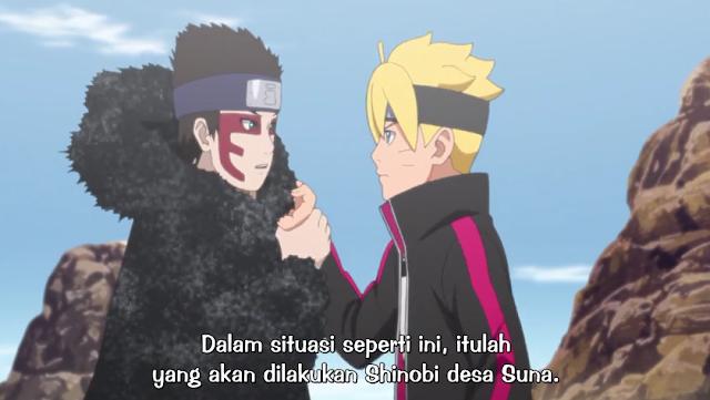 Boruto: Naruto Next Generations Episode 122 Subtitle Indonesia