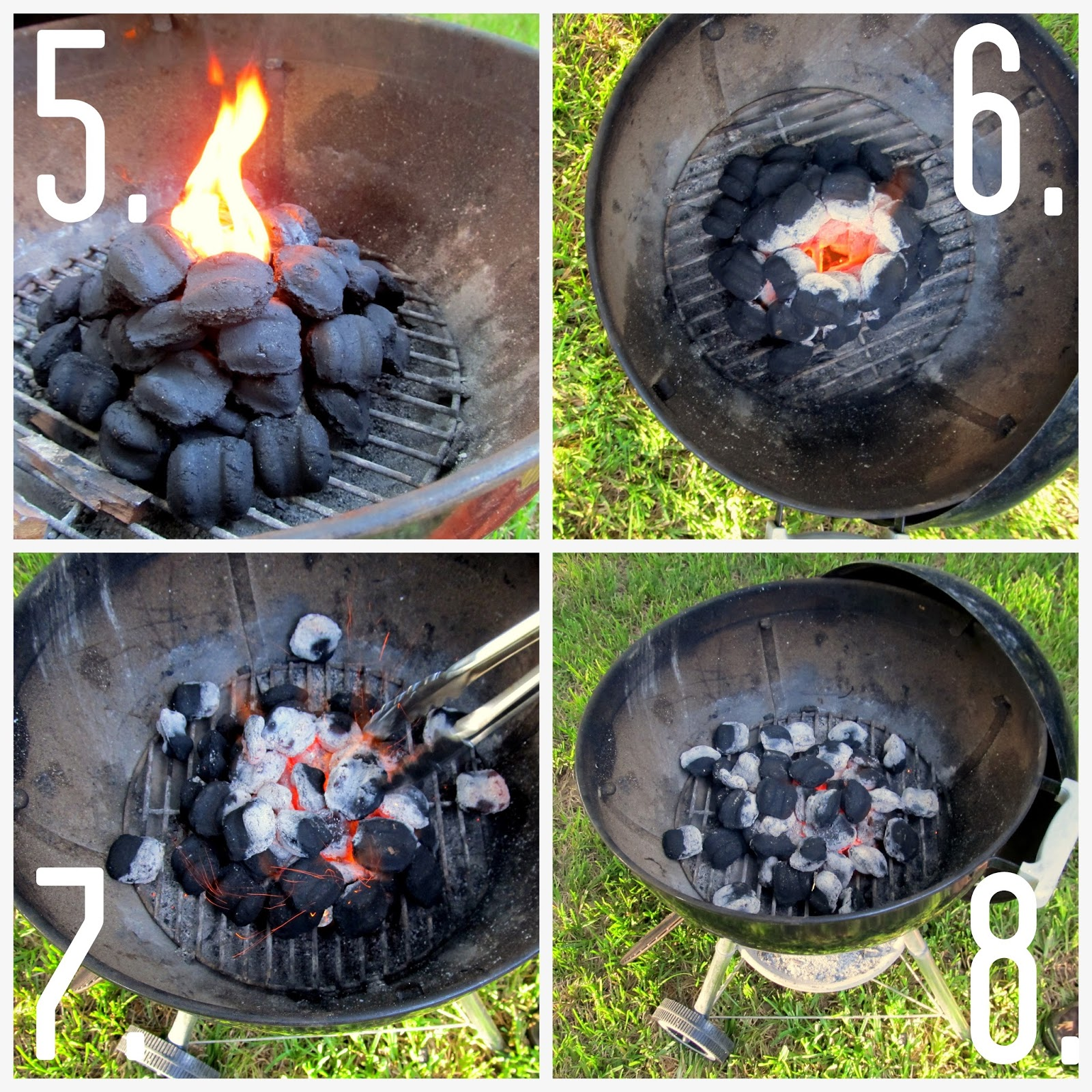 Lighting A Charcoal Bbq Techieblogie Info