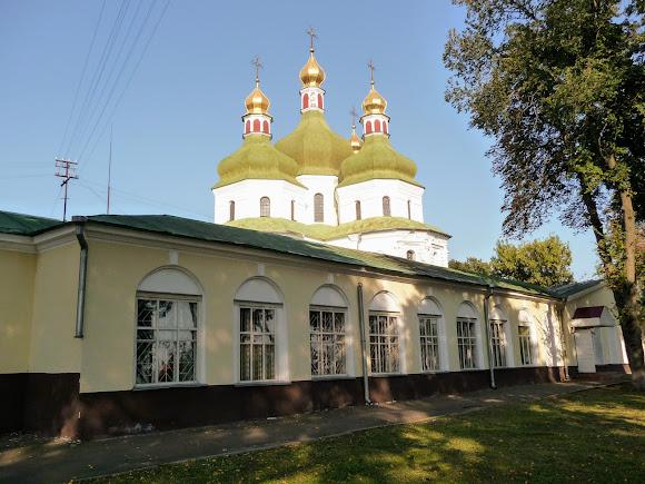 Нежин. Собор св. Николая Чудотворца