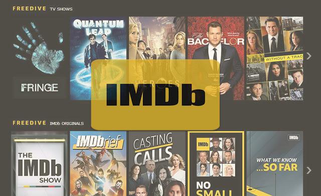 يمكنك مشاهدة بعض لأفلام لأن مجانا على منصة IMDi على تلفاز سمارت وتطبيقها على الهاتف