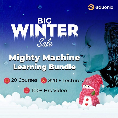 Mighty Machine Learning Bundle Deals