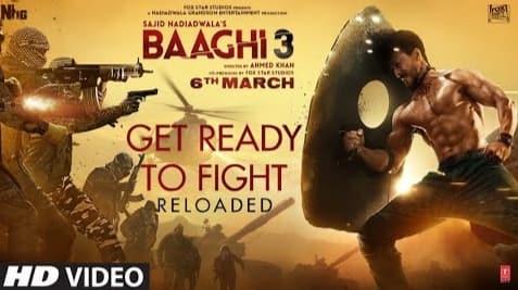 Get Ready To Fight Lyrics in Hindi, Pranaay, Siddharth Basrur, Baaghi 3