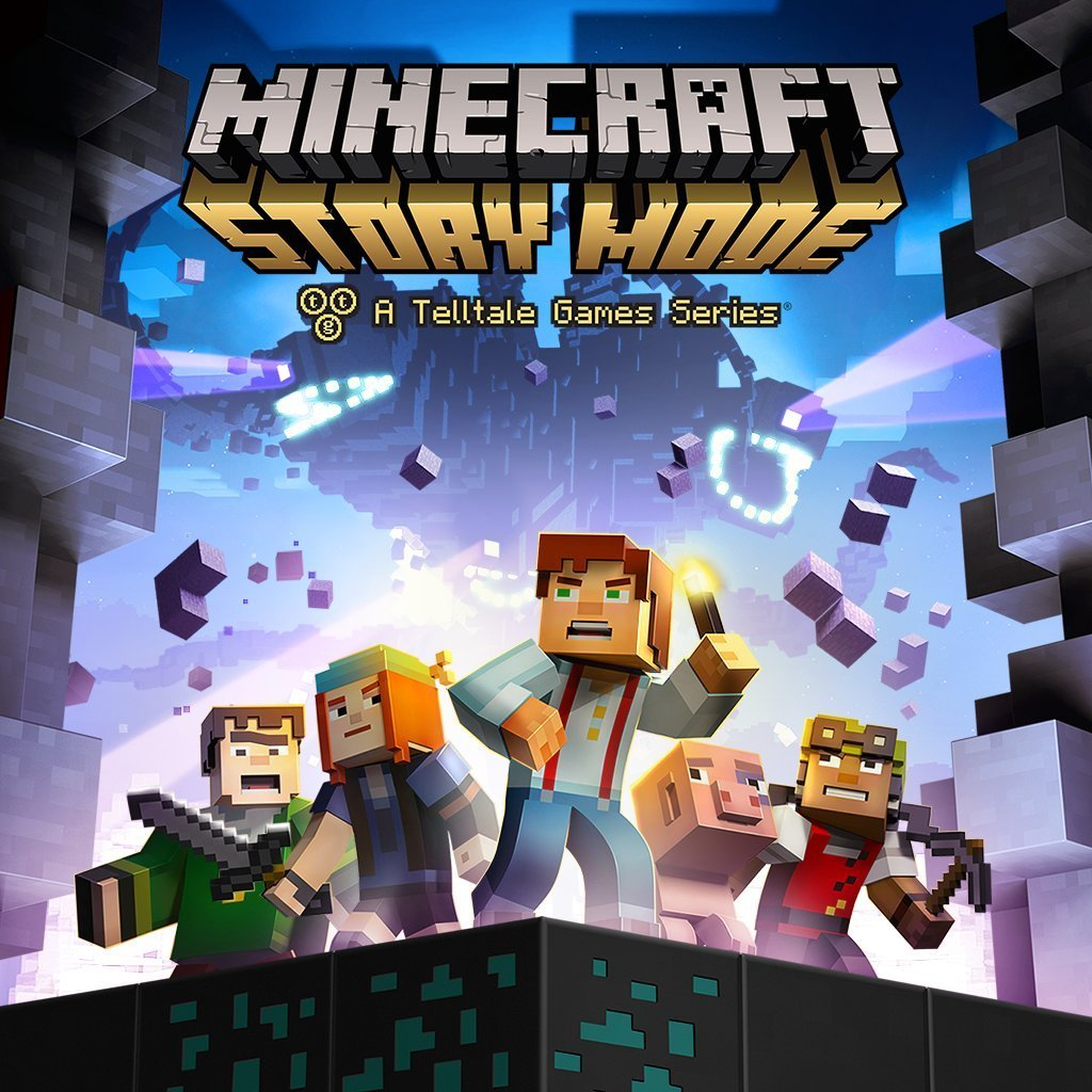JDs Gaming Blog My Usual Spiel Minecraft Story Mode Season - Minecraft ps3 spiele