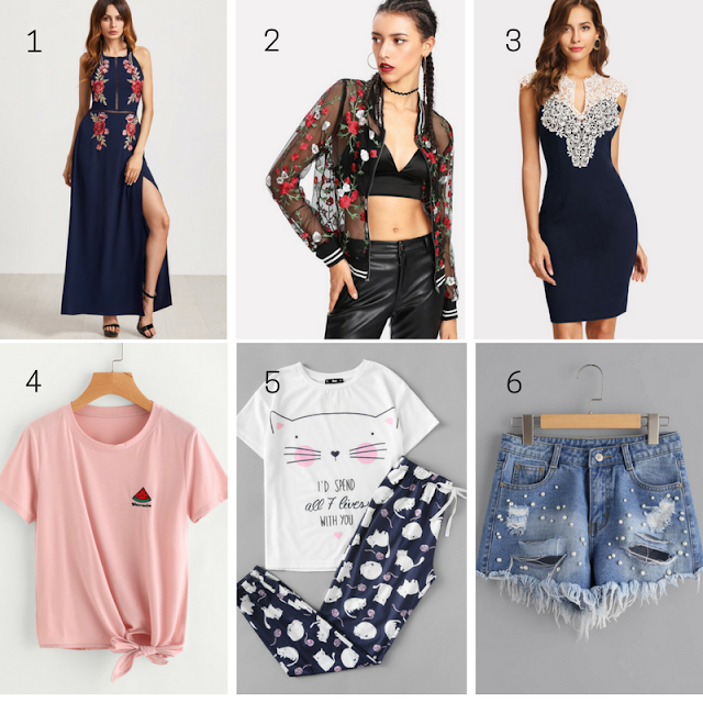 Wishlist de Dezembro da Loja Shein, fashion, moda, vestidos, dresses, bomber, shein, parcerias, shorts, blouses, blusas