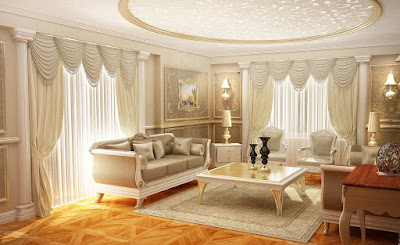Gaya Furniture Property Rumah Klasik