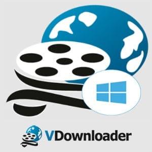 برنامج Vdownloader