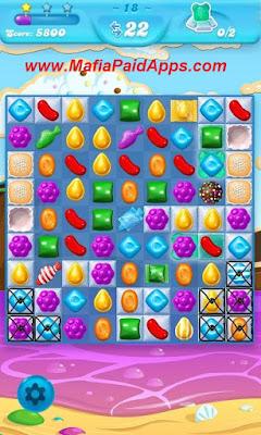 Candy Crush Soda Saga Mod(Unlimited Lives-Unlimited Boosters) Apk MafiaPaidApps