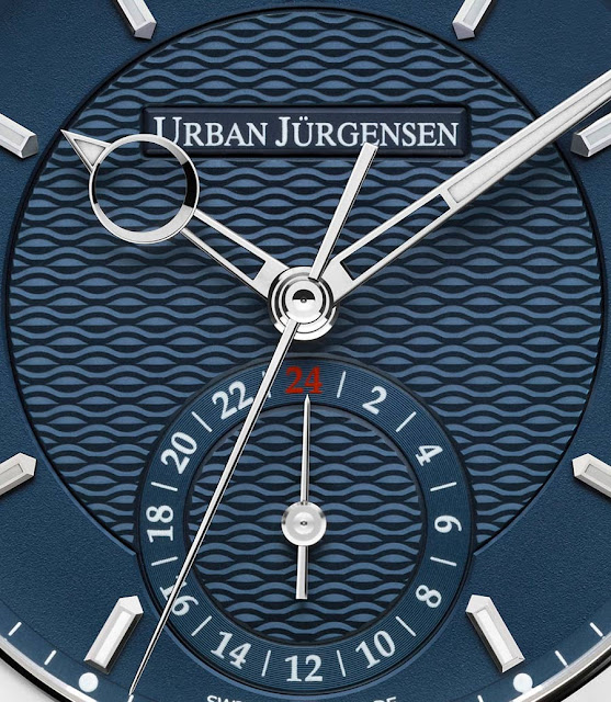 Urban Jürgensen One 5541 GMT