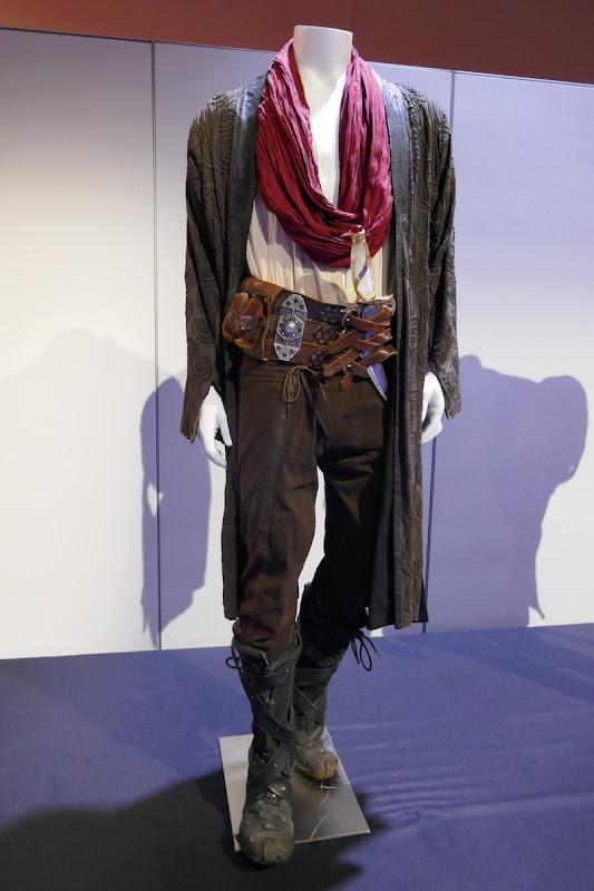 Jake Gyllenhaal Prince of Persia Sands of Time Dastan costume