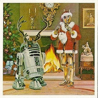 1979 lucasfilm christmas card