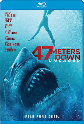 47 Meters Down: Uncaged [2019] [BD25] [Latino]