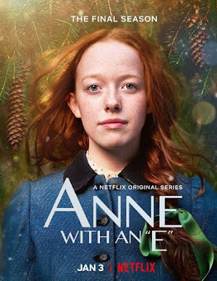 Amybeth McNulty's Tv series poster