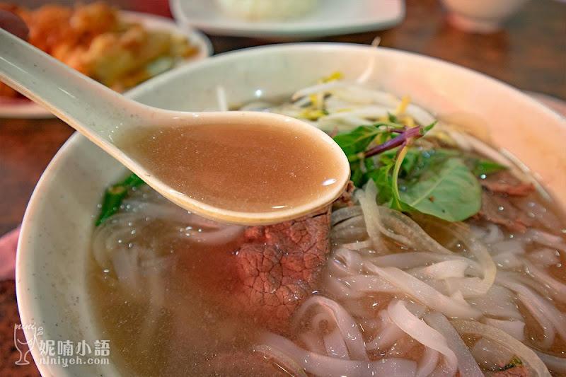 【沙巴亞庇美食】Peppermint Vietnamese Restaurant。在地人吃的越南料理