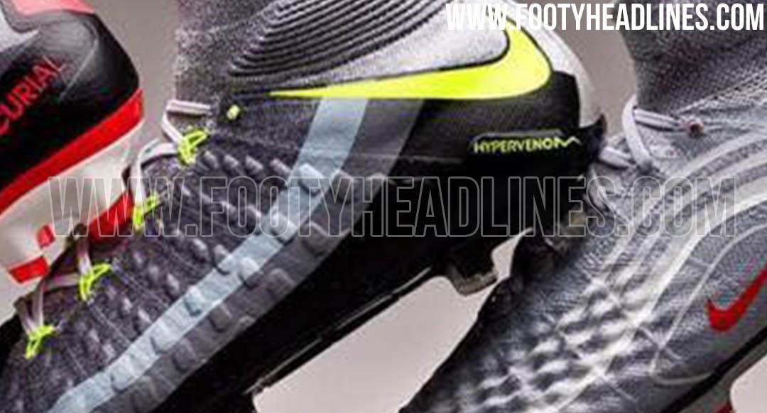 tout neuf 4c60b 884b4 Sortie de la collection de chaussures de football Nike Air ...