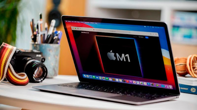 4. Apple MacBook Air (M1)