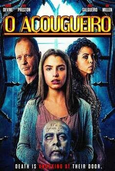 O Açougueiro Torrent – BluRay 720p/1080p Dual Áudio