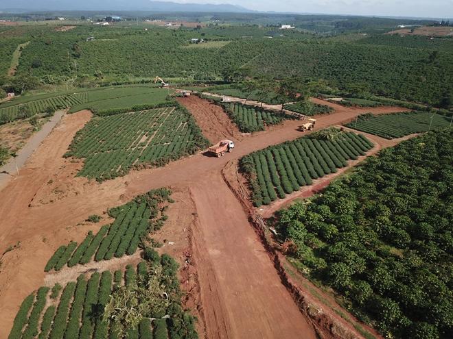 Bất ngờ chuyện mua bán đất ở Lâm Đồng