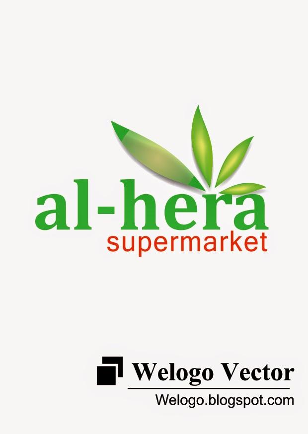 Al-Hera Supermarket Logo | Welogo