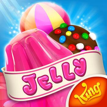 Candy Crush Jelly Saga v2.40.11 Apk Mod [Vidas Infinitas]