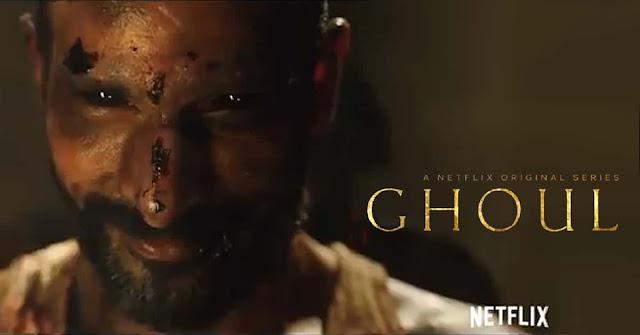Ghoul Hindi horror web series